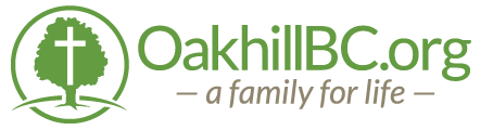 Oakhill Baptist Church - Redesign